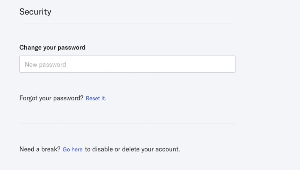 remover deletar apagar eliminar excluir conta perfil do okcupid passo 3